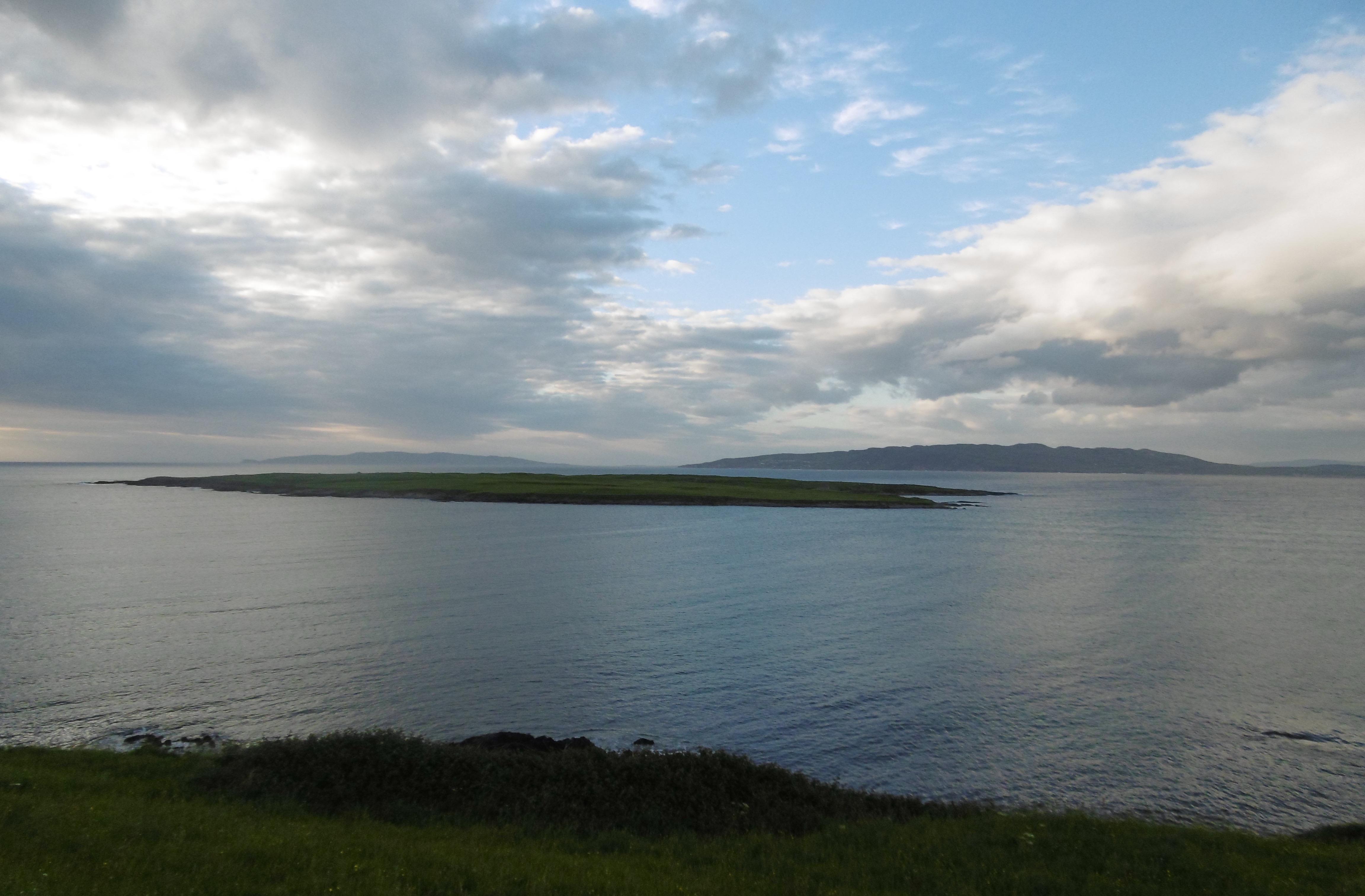 Inniskeel Island, Portnoo, Co. Donegal