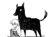 The black dog of despair
